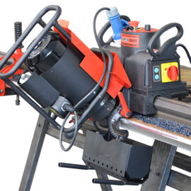 ABM 28 auto feed bevelling machine