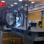 Robot Hàn lan can cầu