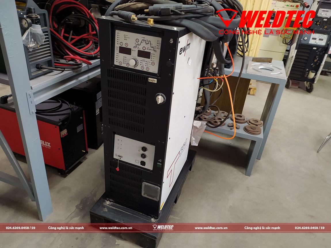 thanh lý máy hàn plasma