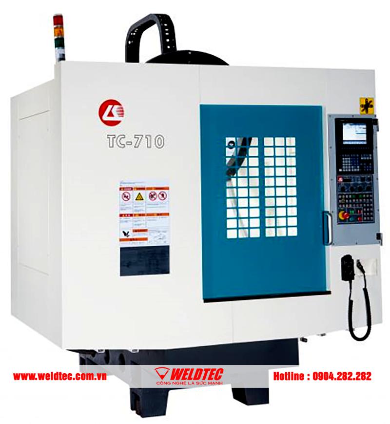 Trung Tâm Gia Công CNC LK – TC Series - Model TC-710