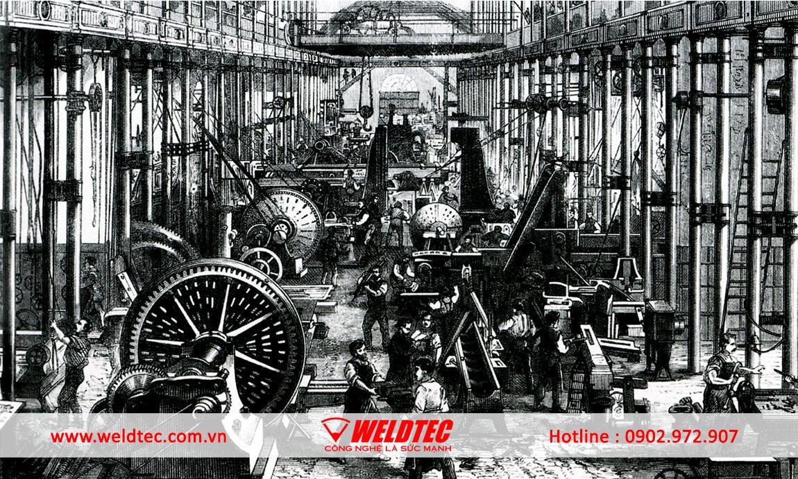 Cách mạng công nghiệp lần thứ 2